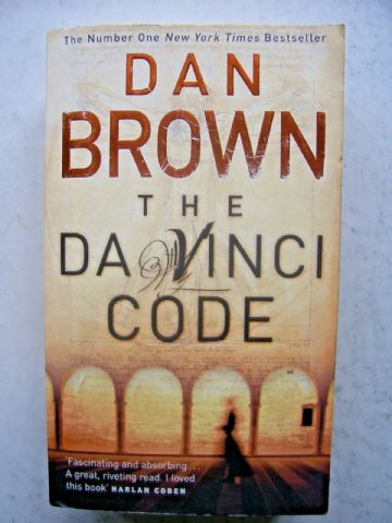 DA Vinci Code by Dan Brown (Paperback, 2004)